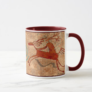 Horsemen-Caballistas Mug