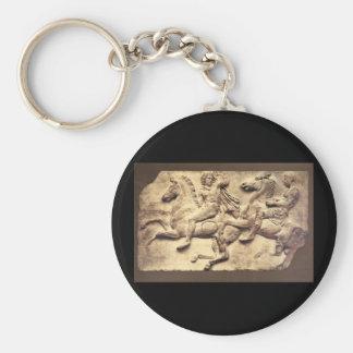 Horsemen in the Panatheaic Procession_Art of Antiq Keychain