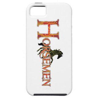 Horsemen iPhone Case