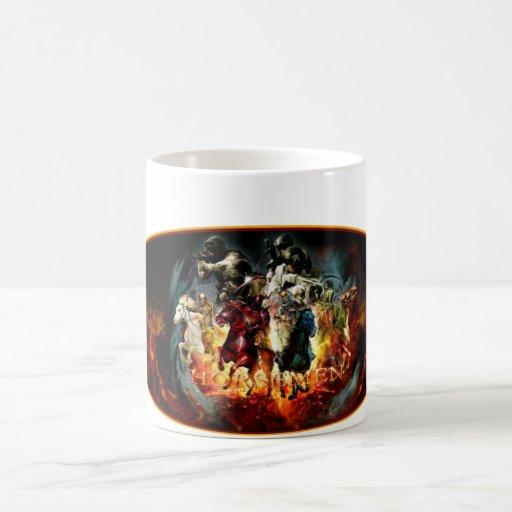 Horsemen Mug
