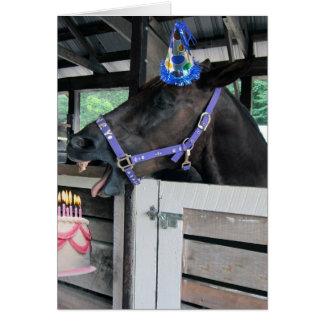 Horseplay Card