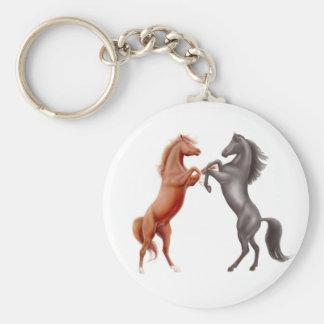 Horseplay Keychain