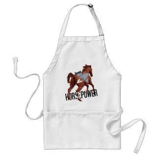 horsepower adult apron