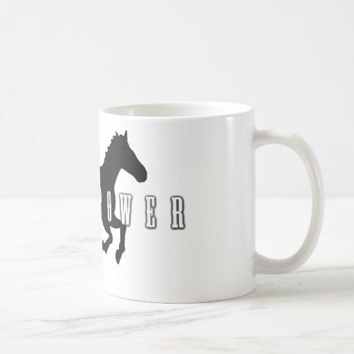 Horsepower Coffee Mugs