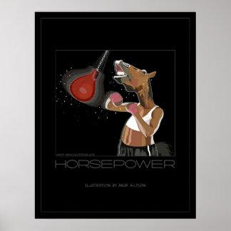 Horsepower Print