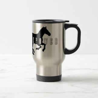 Horsepower Travel Mug