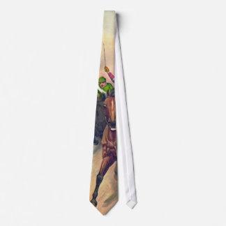 Horserace 1888 neck tie
