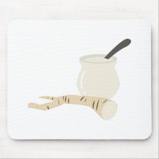 Horseradish Mouse Pad
