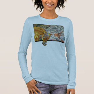 horseReflections1 Long Sleeve T-Shirt