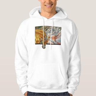 horseReflections1 Sweatshirt