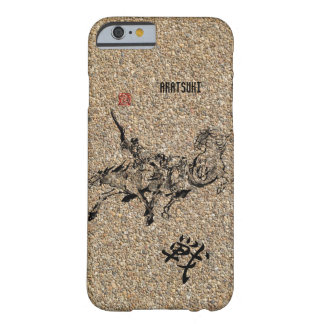 horserider -Battle Japanese art Barely There iPhone 6 Case