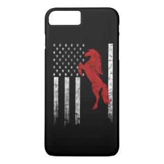 Horseriding Flag iPhone 8 Plus/7 Plus Case