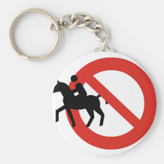 horseriding key chain