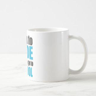 horseriding coffee mugs