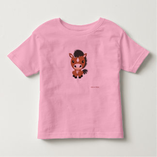 Horses 45 toddler t-shirt