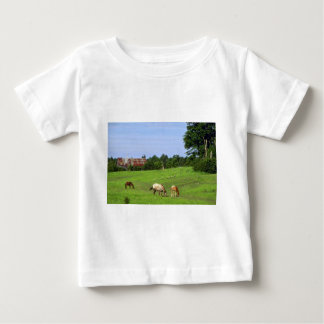 Horses And Colt Baby T-Shirt