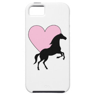 Horses and Love iPhone SE/5/5s Case