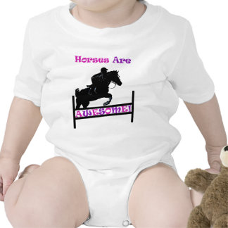 Horses Are Awesome T Shirt