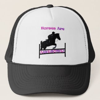 Horses Are Awesome Trucker Hat