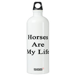 Horses Are My Life SIGG Traveler 1.0L Water Bottle