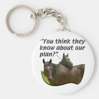 Horses - At Leisure - The Planners Keychain