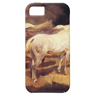 Horses at Palma by John Singer Sargent iPhone SE/5/5s Case