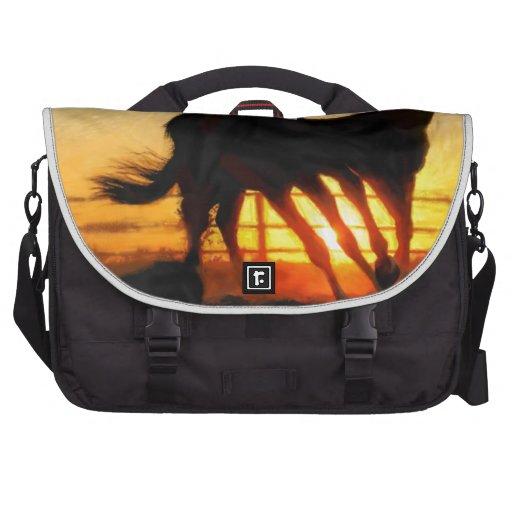 Horses Bag For Laptop