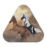 Horses Bluetooth Speaker