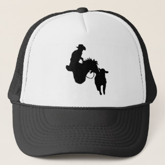 Horses, Bovine, Cutting Horse, Trucker Hat