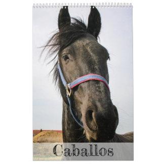 Horses Calendar... Calendar