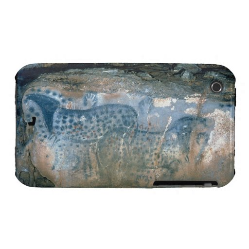 Horses (cave painting) iPhone 3 covers