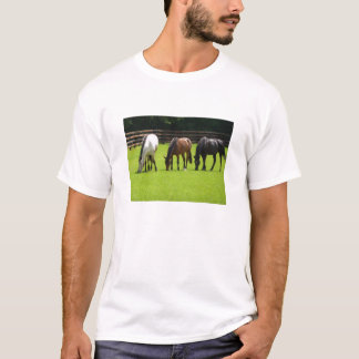Horses, coming and going T-Shirt