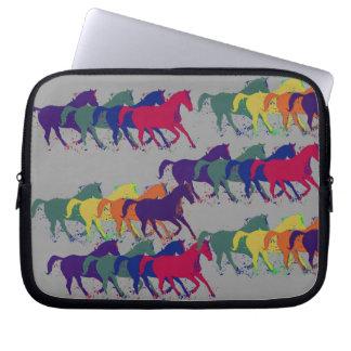 Horses Computer Sleeve