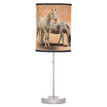 HORSES DESK LAMP