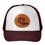 HORSES DOG TRUCKER HAT