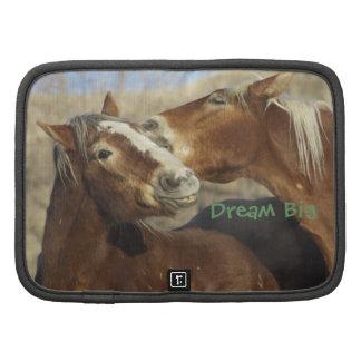 Horses Dream Big! Folio Planners