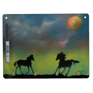 Horses Dry-Erase Boards
