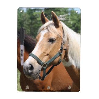 Horses Dry-Erase Whiteboard