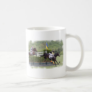 Horses Eventing  Coffee Mug