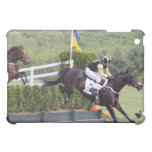 Horses Eventing  iPad Case
