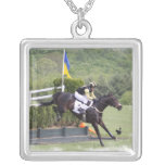 Horses Eventing Necklace