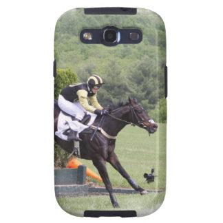 Horses Eventing  Samsung Galaxy Case Samsung Galaxy SIII Cases