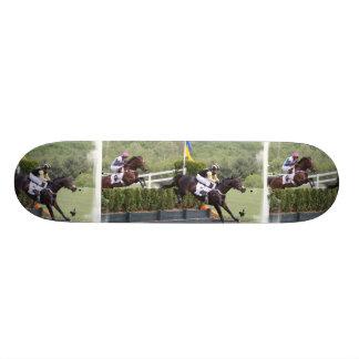 Horses Eventing Skateboard