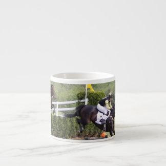 Horses Eventing Specialty Mug Espresso Mug