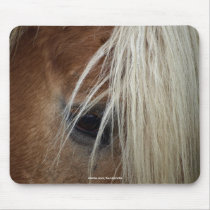 Horse's Eye Mousepad