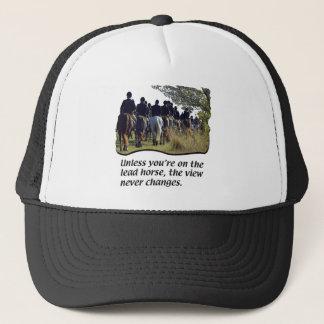 Horses - Fox Hunting Trucker Hat