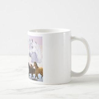 Horses Friend Poem Mug