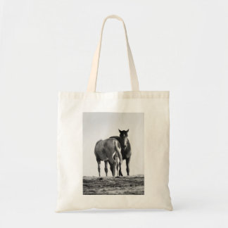 Horses Grazing Bag