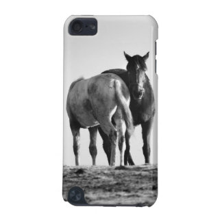 Horses Grazing iPod Touch Case