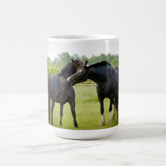 Horses  Grazing Mug